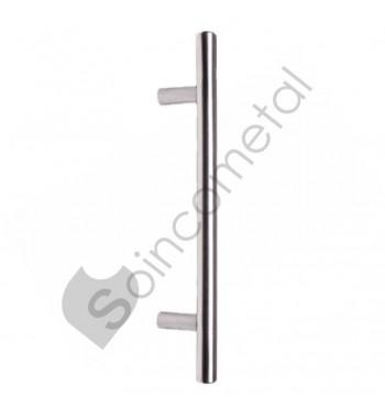 Puxador Tubular INOX vertical