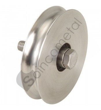 Roda inox - Gola O
