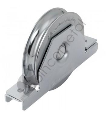 Roda c/suporte p/sold - O